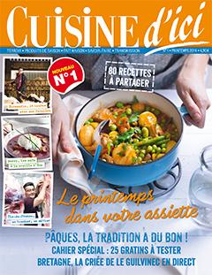 anciens numéros de cuisine d'ici   magazines saveurs, esprit d'ici